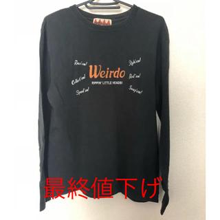 キャリー(CALEE)のウィアードのロンT サイズM(Tシャツ/カットソー(七分/長袖))