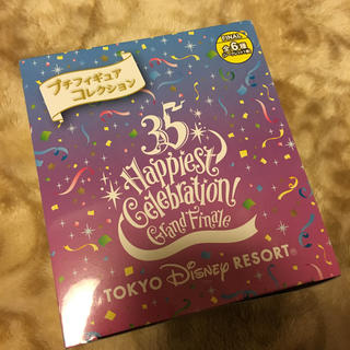 デイジー(Daisy)の新品☆ ディズニー 35周年 プチフィギュアコレクション(キャラクターグッズ)