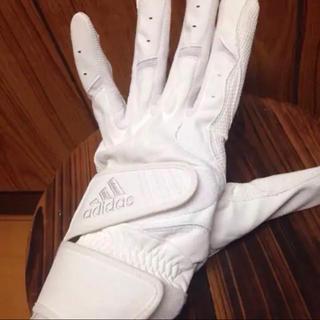 アディダス(adidas)の新品*adidas*アディダス 大きいサイズXL ベースボールバッティンググラブ(ウェア)