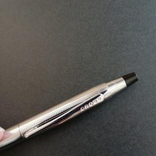 クロス(CROSS)の企業名入り ボールペン(ペン/マーカー)