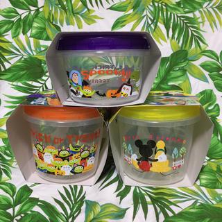 ディズニー(Disney)の新品*ディズニージップロックコンテナー(容器)