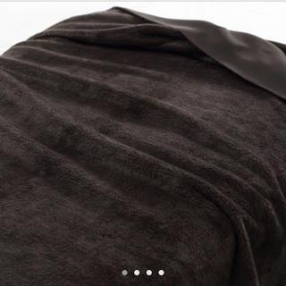 ムジルシリョウヒン(MUJI (無印良品))の※専用※ 新品タグ付き 無印良品フリース毛布(毛布)