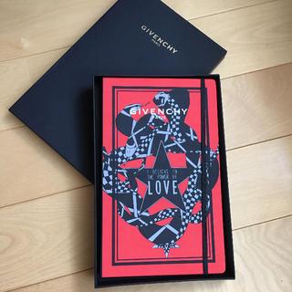 ジバンシィ(GIVENCHY)のお値下げしました 【ジバンシィ】スネークデザインメモパッド手帳(ノート/メモ帳/ふせん)