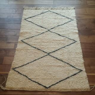 イデー(IDEE)のベニワレン モロッコ 絨毯 (ラグ)