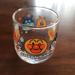 すかいらーくグループ  アンパンマンミニグラス