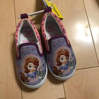 ディズニー(Disney)の新品 ソフィー スリッポン 小さなプリンセス 15cm プリンセス ディズニー(スリッポン)