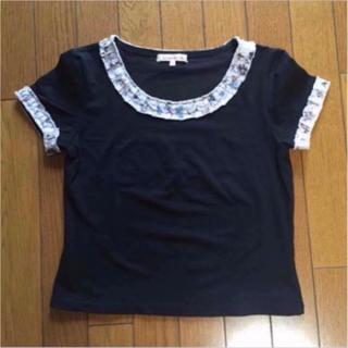 ナイガイ(NAIGAI)のナイガイアパレル ティーシャツ chavarie 送料無料(Tシャツ(半袖/袖なし))