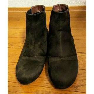 シマムラ(しまむら)のしまむら 大きいサイズ 4L ショート ブーツ  CLOSSHI 美品 (ブーツ)