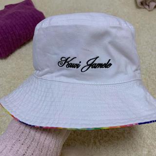 カウイジャミール(KAWI JAMELE)のKAWI JAMELE /リバーシブル バケットハット(ハット)