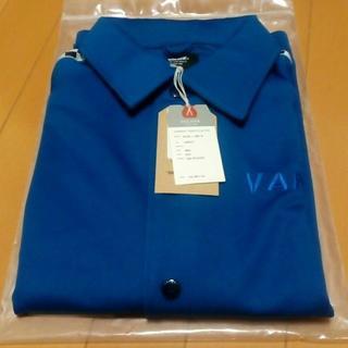デラックス(DELUXE)の 新品 DELUXE x VANS ジャケット 青 size.S(ジャージ)