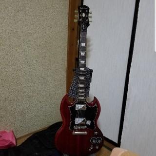 エピフォン(Epiphone)のEpiphone SG G400pro LimitedEdition(エレキギター)