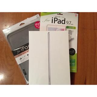 アップル(Apple)のiPad Wi-Fi 32G シルバー  9.7インチ 第6世代 新品未使用品 (タブレット)