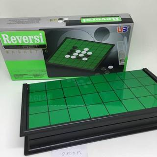 マグネット オセロ リバーシー 折りたたみ テーブルゲーム 旅行(オセロ/チェス)