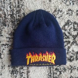 スラッシャー(THRASHER)のTHRASHER * ニット帽(ニット帽/ビーニー)