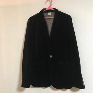 エービーエックス(abx)のabx ベルベットジャケット 値下げ5000→4500(テーラードジャケット)