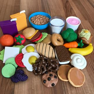 コストコ(コストコ)のままごと食べ物セット(知育玩具)