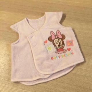 ディズニー(Disney)の53・【使用感有】Disney♡フリースベスト(ジャケット/コート)