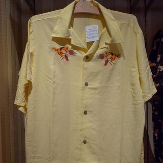 ディズニー(Disney)のティガー シャツ S(シャツ/ブラウス(半袖/袖なし))