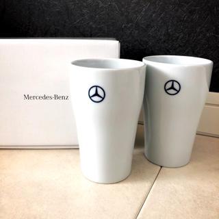 ビーエムダブリュー(BMW)のメルセデスベンツ ペアカップ(グラス/カップ)
