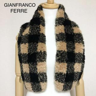 ジャンフランコフェレ(Gianfranco FERRE)の正規品 ジャンフランコ フェレ マフラー(マフラー/ショール)