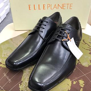 エルプラネット(ELLE PLANETE)のmadras ELLE planet5034牛革スワローモカロングノーズビジネス(ドレス/ビジネス)