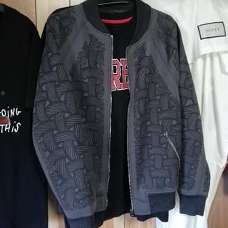 ルイヴィトン(LOUIS VUITTON)のルイヴィトン ネメス ジャケット シュプリーム Tシャツ セット チャップマン(ブルゾン)