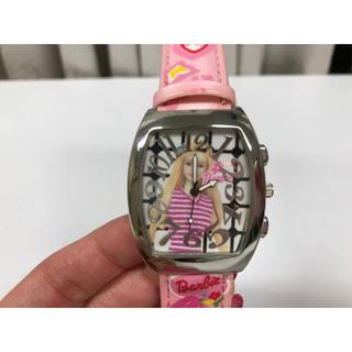 バービー(Barbie)の●●バービー ウォッチ●● Barbie Watch ピンク Cute★ ハート(腕時計)