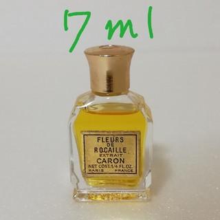 キャロン(CARON)のキャロン フルールドロカイユ 7cc(香水(女性用))