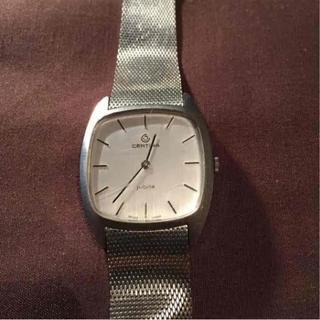 サーチナ(CERTINA)のCERTINA 腕時計  jubile 手巻き 箱・説明書付き(腕時計(アナログ))