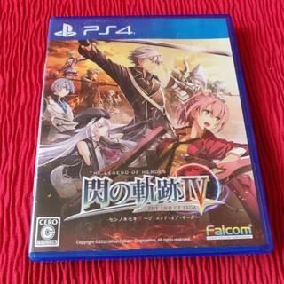 プレイステーション4(PlayStation4)のPS4 ソフト 閃の軌跡4(家庭用ゲームソフト)