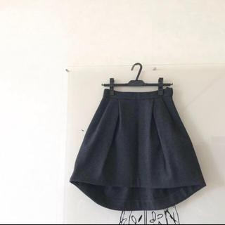 バーニーズニューヨーク(BARNEYS NEW YORK)の11/10 2→1.75万 yoko chan ヨーコチャン スカート(ひざ丈スカート)