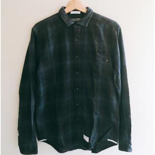 デラックス(DELUXE)のDELUXE CLOTHING ネルシャツ(シャツ/ブラウス(長袖/七分))