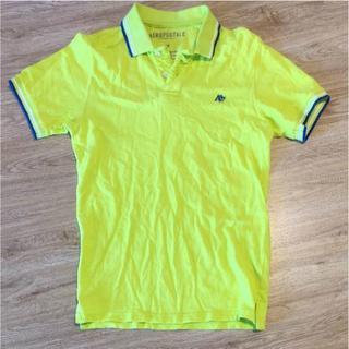 エアロポステール(AEROPOSTALE)のエアロポステール ポロシャツ メンズ 半袖ポロ Aeroposatale (ポロシャツ)