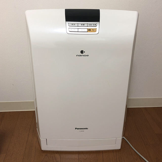 Panasonic - Panasonic F-VXE40 加湿空気清浄機 ナノイー