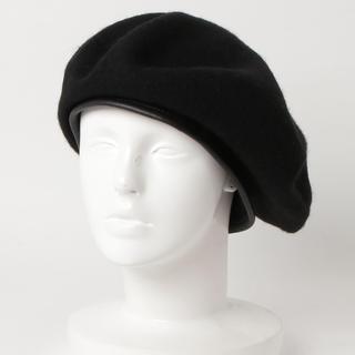 フリークスストア(FREAK'S STORE)の『web完売』フリークスストア パイピング ベレー帽  新品未使用 タグ付き(ハンチング/ベレー帽)