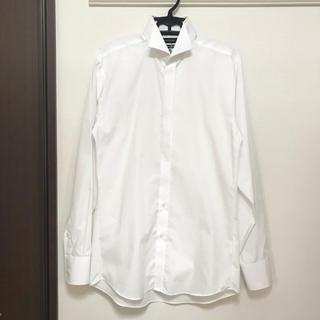 トウレ(東レ)の新郎ウイングカラーシャツ(シャツ)