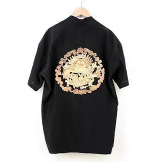 サスクワッチファブリックス(SASQUATCHfabrix.)の新品未使用 HANTEN SHIRT(Tシャツ/カットソー(半袖/袖なし))