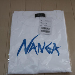 ナンガ(NANGA)の【新品、未使用】ナンガ Tシャツ(Tシャツ/カットソー(半袖/袖なし))