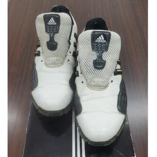 アディダス(adidas)の25cm adidasゴルフシューズ (シューズ)