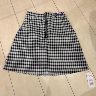 eb426618eaa82 イングファースト(INGNI First)のギンガムチェック スカート イングファースト (スカート)