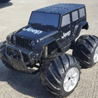 ジープ(Jeep)のJEEP 水陸両用 ラジコン(ホビーラジコン)