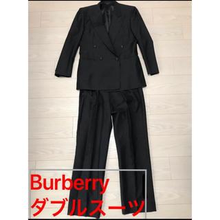 バーバリー(BURBERRY)のBurberry/バーバリー/BY TAYLOR/ダブルスーツ/ストライプ/(セットアップ)