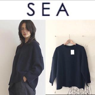 シー(SEA)の1/8 3→2.4万 SEA rie ニット (ニット/セーター)