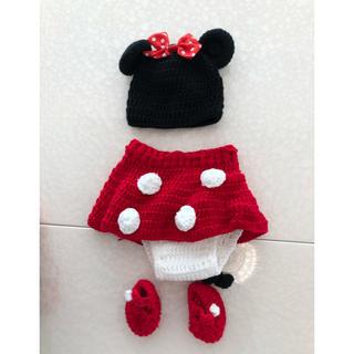 ディズニー(Disney)のベビーコスチューム ミニーマウス(衣装)
