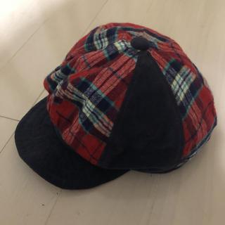 ナチュラルブー(Natural Boo)のnatural booキャスケットS(帽子)