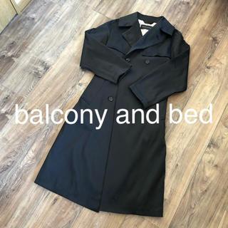 バルコニーアンドベット(Balcony and Bed)のトレンチコート(トレンチコート)