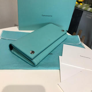 huge discount 17cbe 1b625 ティファニー ラッシュ2 財布(レディース)の通販 1点   Tiffany ...