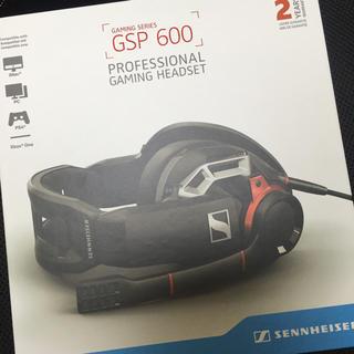 ゼンハイザー(SENNHEISER)のGSP600 SENNHEISER(ヘッドフォン/イヤフォン)