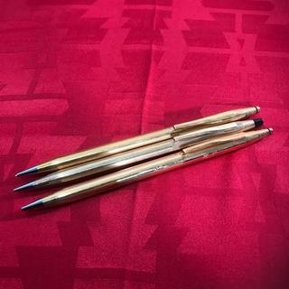 クロス(CROSS)のCROSS クロス シャーペン 三点セット 正規品(ペン/マーカー)