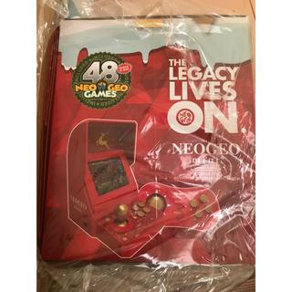 ネオジオ(NEOGEO)のNEOGEO miniクリスマス限定版 ネオジオミニ(家庭用ゲーム本体)